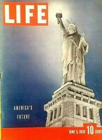 LIFE MAGAZINE JUNE 5 1939