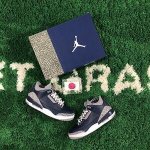 "Jordan 3 ""Georgetown"" | Size 9.5"