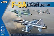Kinetic 1/48 F-5A/CF-5A/NF-5A Freedom Fighter Aircraft K48020