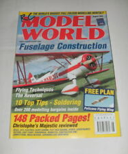 Aircraft Models August Magazines
