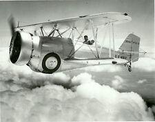 LOT OF 3: WWII#12 U.S. NAVY XF11C, 5-B-1, 2 & 3 BIPLANE AIRPLANE B&W PHOTO 5X7
