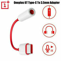 For Oneplus 7 Pro 6T 5 USB Type C To 3.5mm Jack Earphone Adapter Aux Cable Q1W9