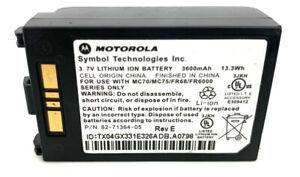 3600mAh 82-71364-05 Battery For Zebra MC70 MC75 MC7090 FR68 FR6000