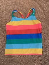 Crewcuts tankini stripe top