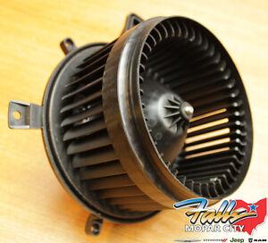 2008-2019 Chrysler Town & Country Dodge Caravan HVAC Blower Motor Mopar OEM