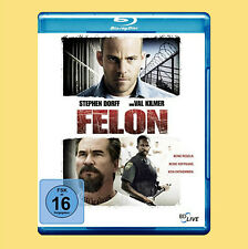 ••••• Felon (Stephen Dorff / Val Kilmer) (Blu-ray)