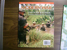 MODERN WAR #7 ~ VIETNAM BATTLES ~ UNPUNCHED ~ DECISION GAMES