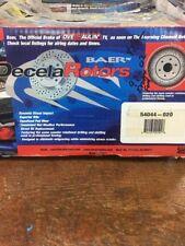 Baer Slotted Drilled Brake Rotors Expedition Navigator 54044-020