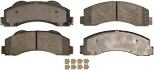 For Ford Expedition F-150 Lincoln Navigator Front Disc Brake Pads Monroe FX1414
