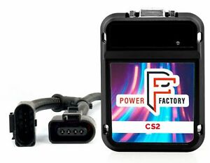 DE Chiptuning für Ford Fiesta VI 1.25 60 kW 82 PS Chip Tuning Box Benzin CS2