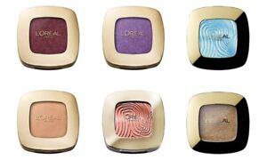 L'Oreal Color Riche Eyeshadow Mono --Choose Shade--