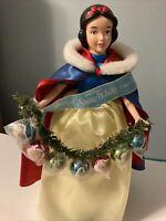 TELCO Vintage Snow White  Classic Disney Animated / Musical Figurine  ~L@@K~