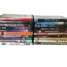 Lot of 20 DVD Mixed Titles World Trade Center Man On The Moon Boogie Nights POA