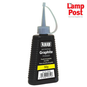 CK Tools Kasp K30050 Microfine Graphite Powder Lubricant