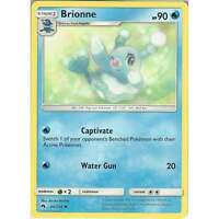 Pokemon TCG: Brionne - 66/214 - Uncommon Card - Sun & Moon Lost Thunder SM8