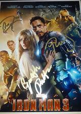 Iron Man 3 Movie Cast Photo - MARVEL Comics - Avengers - Disney