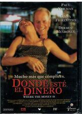 Donde este el dinero (Where the money is) (DVD)