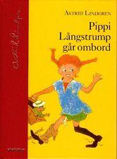Buch Astrid Lindgren SCHWEDISCH Pippi Långstrump går ombord, Langstrumpf, NEU