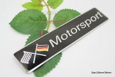 D159 Motor Sport Auto 3D Emblem Emblem Badge Aufkleber emblema Car Sticker