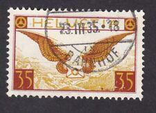 Switzerland Swiss 1923/40 Air 35c VFU very fine used