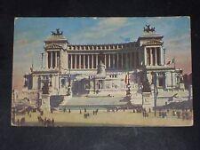 ***ROMA - ALTARE DELLA PATRIA*** VIAGGIATA (1935)