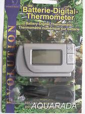 Aquarium Digital Thermometer Aquariumtermometer Terrariumtermometer