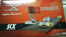 new in box scx digital chronometer and 456 expansion unit