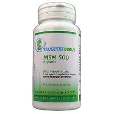 MSM (90 Kapseln) - von Tausendkraut