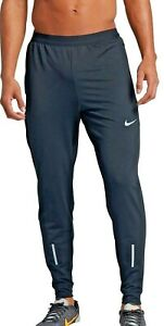 NEW MENS NIKE DRY PHENOM DRI-FIT BLACK JOGGERS 857838-010 SIZE XL