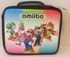 Amiibo Deluxe Game Traveler Bag Nintendo *** Officialy licensed ***