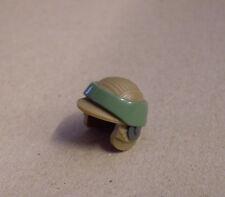 Lego Helm für Star Wars Rebel Commando Figuren ( grün beige tan Kommando ) Neu