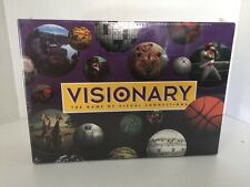 Visionary - A Trivia-style Board Game