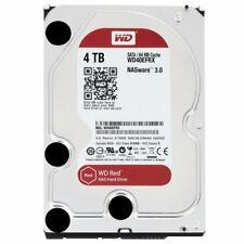 Western Digital WD40EFRX Red 4TB NAS-Festplatte SATA 6Gb/s HDD