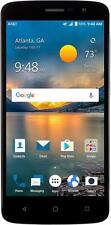 AT&T GoPhone - ZTE Blade Spark 4G with 16GB Memory Prepaid Cell Phone - Grey