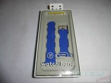 Heyday™ Apple Watch Band 38mm - Bright Blue - Silicone - Sealed NEW