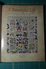 AMERICAN FOLK ART MUSEUM BIRD OF PARADISE QUILT BOOK APPLIQUE - OUT OF PRINT