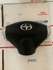 2005 Scion xA Driver Steering Wheel Black Airbag Air Bag OEM 2004-2006