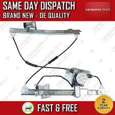 FORD MONDEO 2000>2007 WINDOW REGULATOR FRONT RIGHT DRIVER SIDE WITH 2 PIN MOTOR