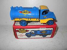 Ertl 1926 Mack Tanker Bank - Blue Sunoco Motor Fuel - #1 in a Series - 1/38