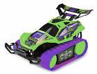 New Bright RC Stunt Full Function Radio Control Dune Tracker - Green & Purple