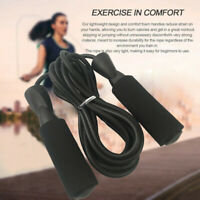 Aerobic Exercise Boxing Skipping Jump Ropes Adjustable Bearing Speed Fitness