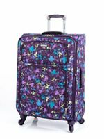 "Ricardo Beverly Hills CALIFORNIA 2.0 25""  Spinner Luggage Print Lily Combo"