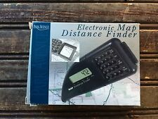 Park Avenue Electronic Map Distance Finder with Magnifying Lens PA2314BK