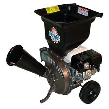 NEW Patriot CSV-3090H 9.0 hp Gas Wood Chipper Leaf Shredder