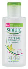 SIMPLE EYE MAKE-UP REMOVER - 125ML