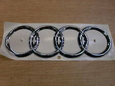 Audi Ringe Schriftzug Emblem TT 8J0853742  2ZZ hinten