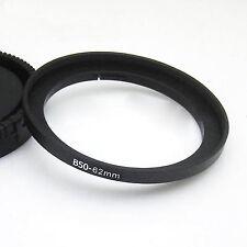 62mm anillo adaptador de filtros para Hasselblad B50