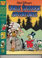Carl Barks Library Uncle Scrooge Adventures #18 Walt Disney Gladstone