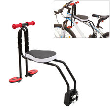 Foldable Bicycle Baby Seat Front Mount Child Safety Carrier Front Seat Handrail