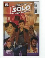 Solo A Star Wars Story #7 MARVEL COMICS  Cover A 1ST PRINT